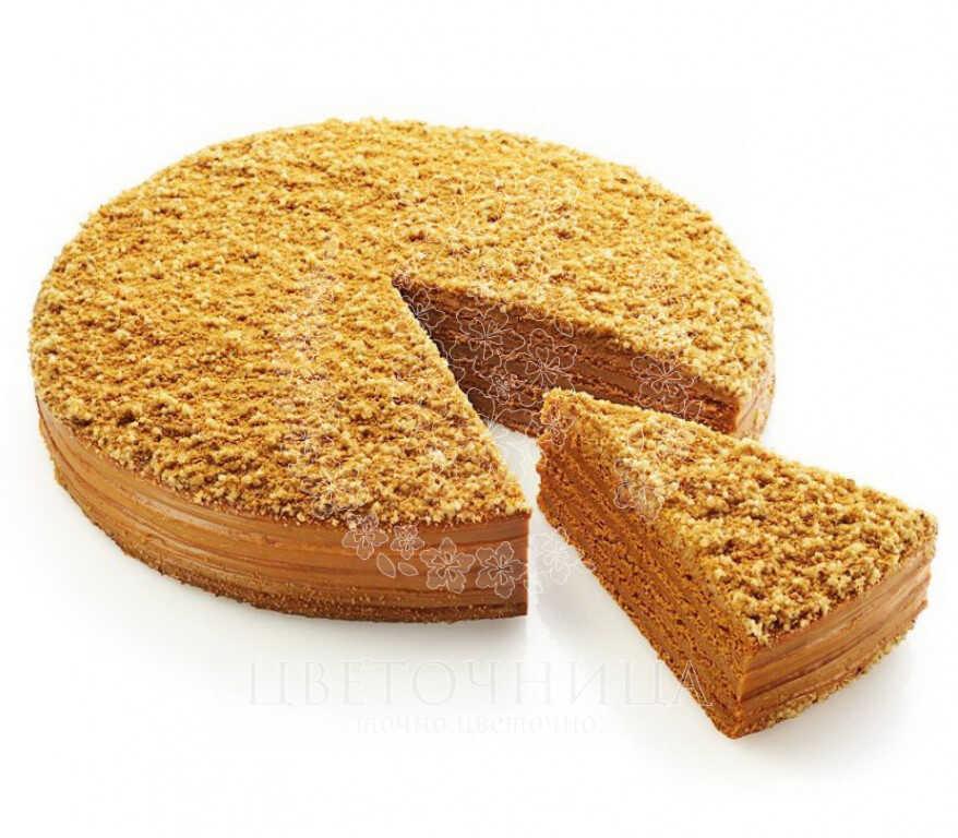 Заказать Торт «Медовик»