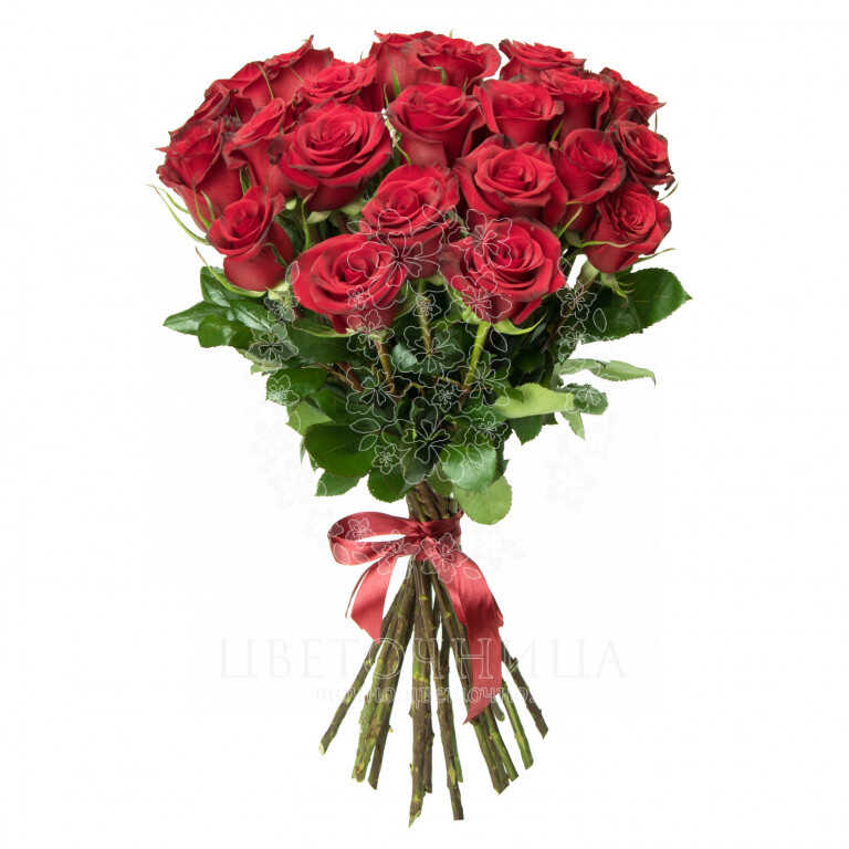 Заказать Букет «Первосортные розы»