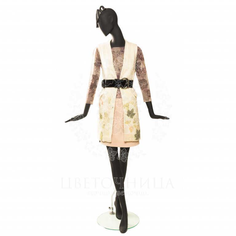 Заказать Эко-одежда «Жилет принтованный»