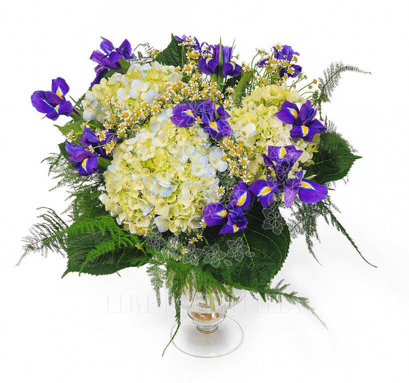 Заказать Букет «Магия цветов»