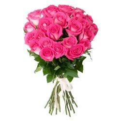 Букет «Розовый шик»