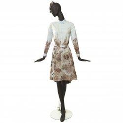 Эко-одежда «Платье-рубашка»