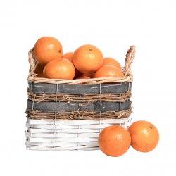 Корзина с продуктами «Оранжевое настроение»